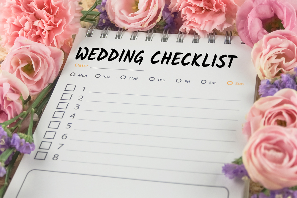To Do list mariage : pour ne rien oublier